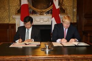 日、英簽互通軍事物資協定 制衡中國、北韓