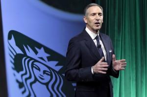 無視川普移民禁令 星巴克CEO:未來要雇1萬名難民