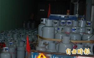 春節穩定物價 中油桶裝瓦斯、天然氣2月凍漲