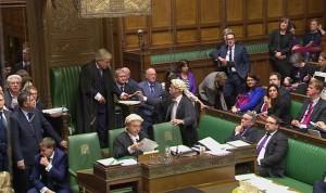 英國下議院表決通過 政府獲授權展開脫歐程序