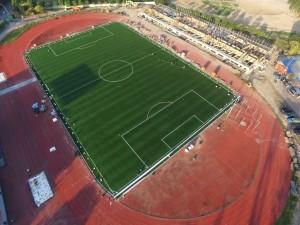 世大運8月登場 竹縣人工草皮足球場取得FIFA認證