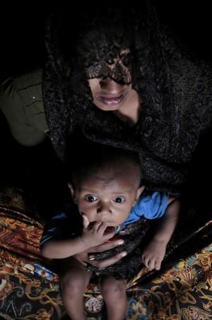聯合國:逾千名羅興亞穆斯林死於緬甸軍方鎮壓