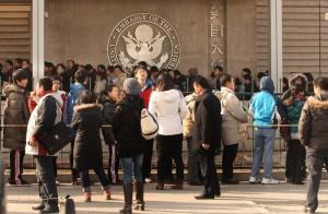 中國人遭美簽證官刁難 拒簽率大幅攀升