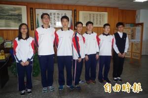 學測成績出爐 斗高黃宥豪從校排百名外拚到71級分