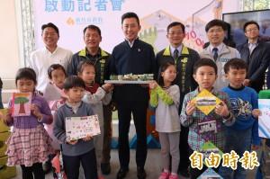 打造「知識遊樂園」 竹市投入逾28億美化校園