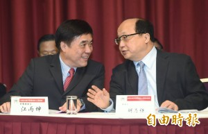 退休軍公教總會開大會 胡志強:黨魁選舉開放投票