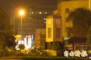大正公園孫文銅像基座拆除 市府不再立政治圖騰