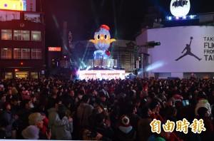 台北燈節獲好評 傳市府有意打造「東跨年西燈節」