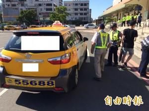 岡山計程車不按表收費 交通局開鍘