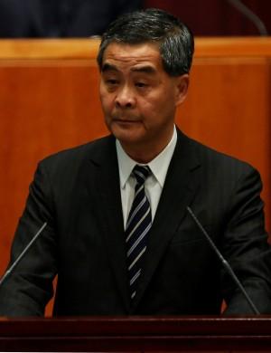 香港特首梁振英 將增補為中國政協委員