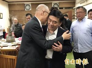 傳吳敦義、郝龍斌談整合... 黨主席之戰誰會退出?