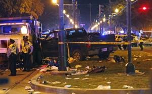美國紐奧良遊行事故  酒駕衝撞人群釀28傷