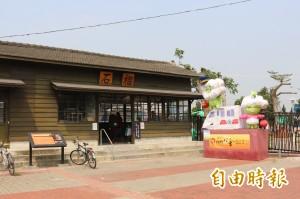 百年石榴驛 變成小台灣燈會