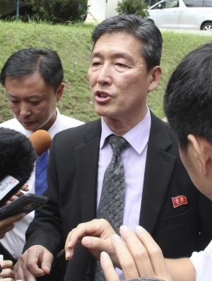 北韓代表團抵大馬 要談「人權問題」討遺體