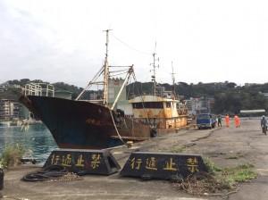 想趁過年撈一筆 中國漁船越界被逮損失慘重