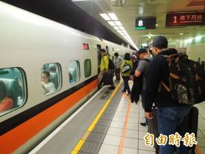 怪力婦人襲擊高鐵列車長  3名男乘客也擋不住