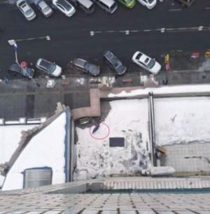 5歲女童想學動畫 撐著雨傘從11樓跳下…