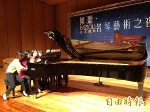 向國家級演藝廳看齊 中市中山堂引進「鋼琴界的法拉利」