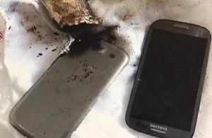男從台灣到中國 下機數小時後背包裡手機竟爆炸