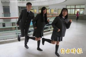 3名高職生是日文好手 日本官方招待日本行