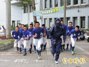 傳遞夢想與勇氣 日本跑者井上真悟台東起跑