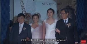 父母與同志女兒斷聯繫 公司CEO帶她步上紅毯