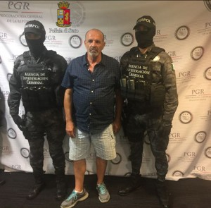 毒販逃亡19年藏身墨西哥 警方用臉書將他抓回