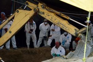 墨西哥掃毒犧牲者?  亂葬崗挖出242具屍體