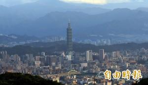 全球231座城市生活品質評比 台北擠進前1百名