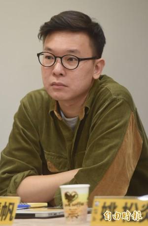 318學運三週年 林飛帆籲民進黨「莫忘社會期待」
