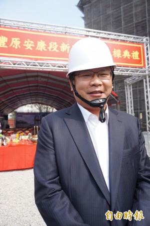 廢掉假BRT遭糾正 中市交通局長王義川:歡喜做甘願受