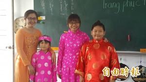 體驗新移民文化 家庭親子共學母語