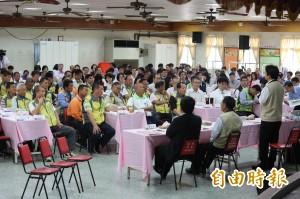 台南安南區治水 爭取逾百億納入前瞻基礎建設
