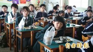 台、日營午不同?  日本中學生這樣說‧‧‧
