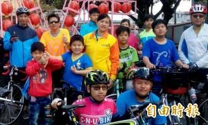樂活消遙遊  台南下營騎鐵馬運動i台灣
