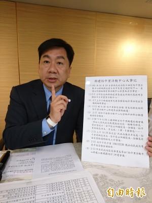 大台南智慧交通中心議題 市府籲勿政治選舉操作