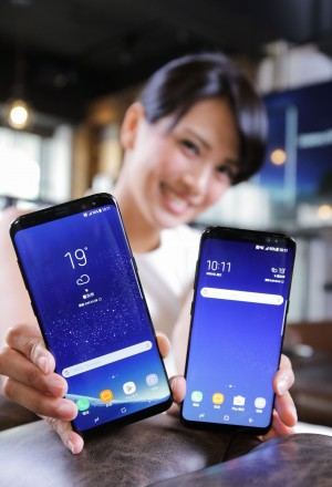 Galaxy S8登場 三星:重獲消費者信任的利器