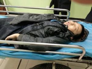 中國學生墜5樓重傷 警方報告:自稱看霧霾墜落