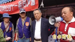 「八百壯士」要國民黨硬起來 詹啟賢:身體還行嗎?