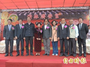 新北市長選戰增溫 蘇貞昌全力支持他
