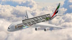 阿聯酋新飛機曝光 未來將配備「游泳池」?