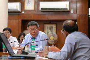造訪東南亞3國後 柯P:台灣國民素質令人羨慕