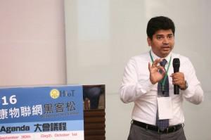 印度醫生獲頒梅花卡:在台灣數錢不怕被搶