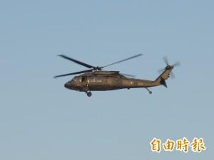 獨家》軍方敲定 15架黑鷹直升機交空軍
