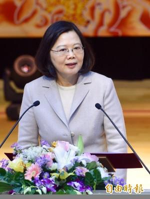 新南向18國旅客大增 蔡英文:台灣越來越好玩