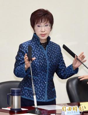 黃國昌揚言提告 洪秀柱:若願和國民黨合作願道歉