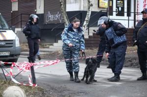 聖彼得堡嫌犯公寓發現爆炸物 與地鐵恐攻炸彈類似