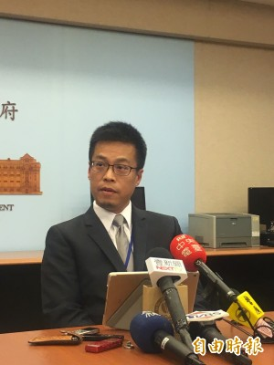 李明哲被中國關押案 總統府:蔡英文高度關注