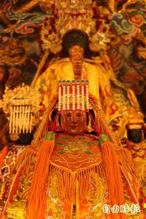 白沙屯媽到斗六 將參加媽祖文化節遶境