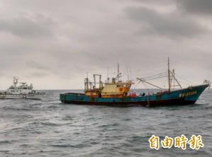 中漁船頻入侵 海巡署:擬佈建紅外線、無人機